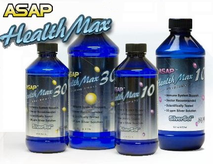 American Biotech Labs Health Max 30 and Health Max 10